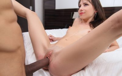 Kendra's eerste pornoscene